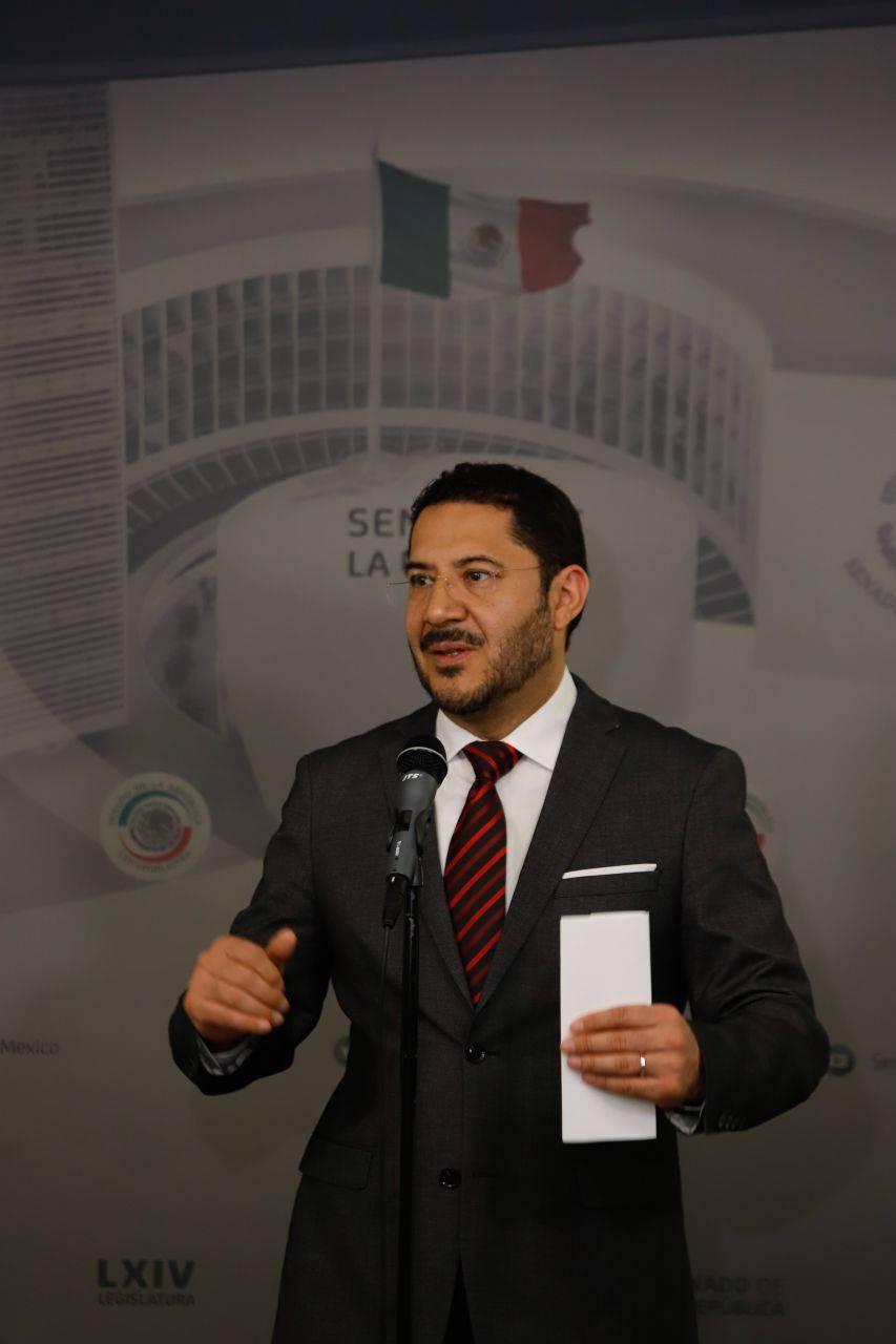 SENADO ALISTA CONSULTA PARA INVESTIGAR A EX PRESIDENTES