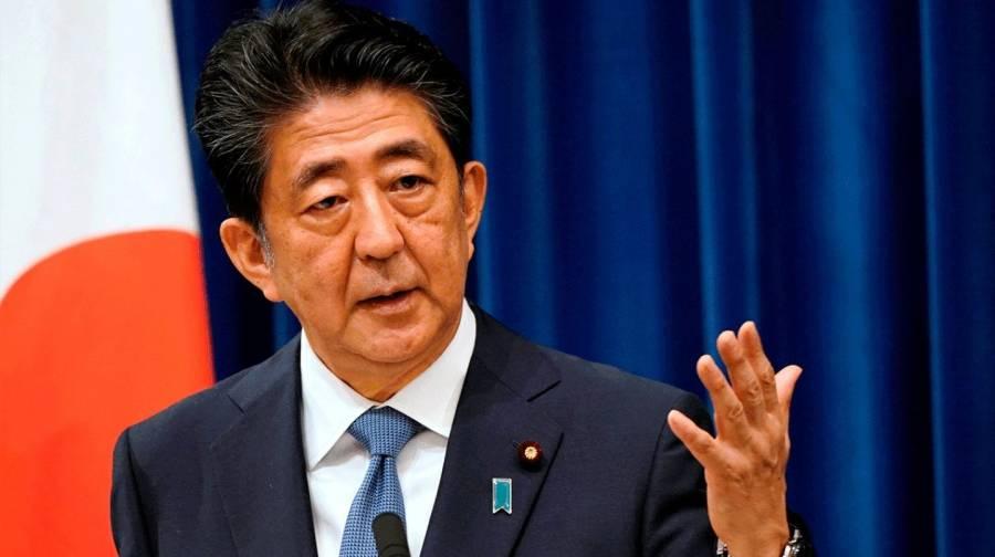Renuncia Shinzo Abe como primer ministro de Japón
