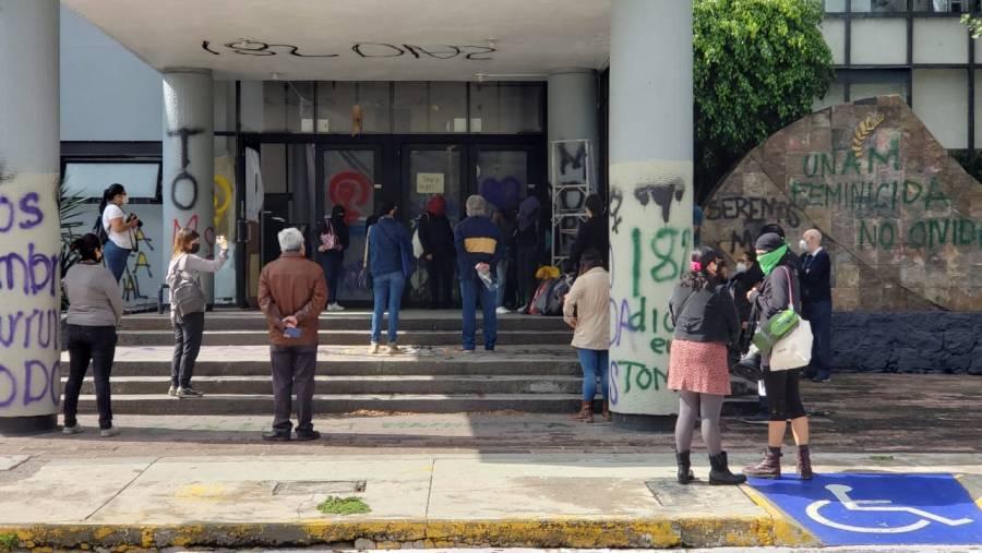 Entregan instalaciones de la Facultad de Economía en la UNAM