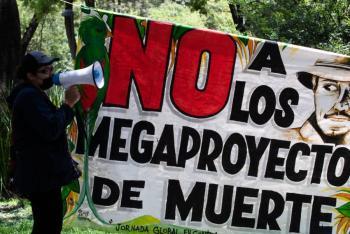 AMLO señala a ONG´s opositoras al Tren Maya
