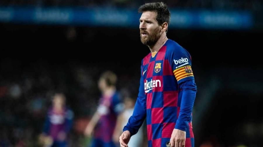 Messi no asistiría a las pruebas médicas del club Barcelona