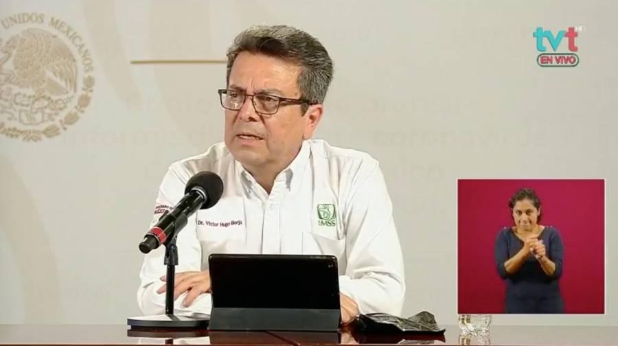 No está confirmado el probable caso de reinfección por Covid-19 en México: IMSS