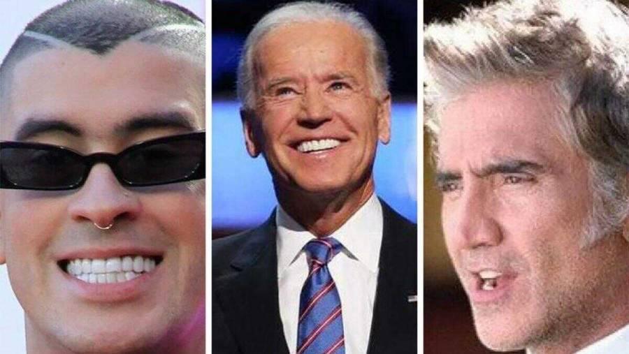 Bad Bunny y Alejandro Fernández le ponen ritmo a la campaña de Biden