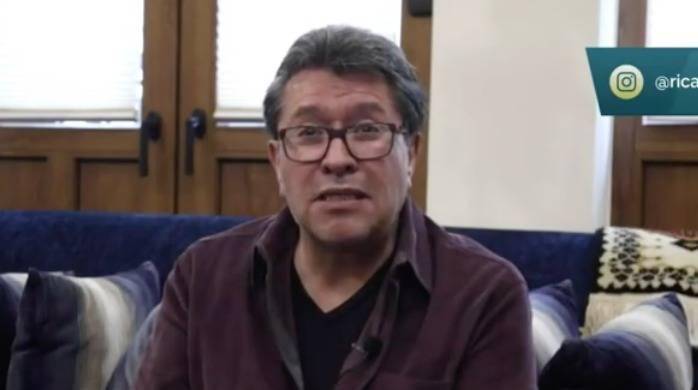 Ricardo Monreal anuncia Planilla de Unidad para Cámara Alta