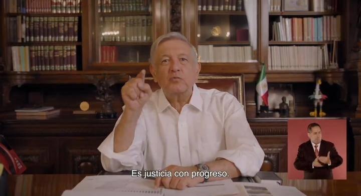 SE AVANZA EN BIESTAR CON JUSTICIA SOCIAL: AMLO