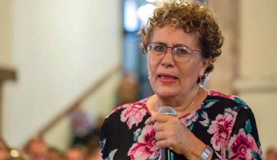 "BERTHA LUJÁN DECLINA CONTENDER POR DIRIGENCIA NACIONAL DE MORENA AL CONSIDERAR ""ABERRANTE"" CONSULTA PARA ELLO"