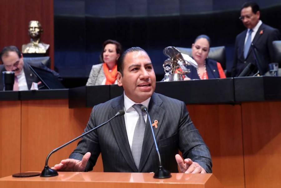 Eduardo Ramírez, nuevo presidente de la Mesa Directiva en el Senado