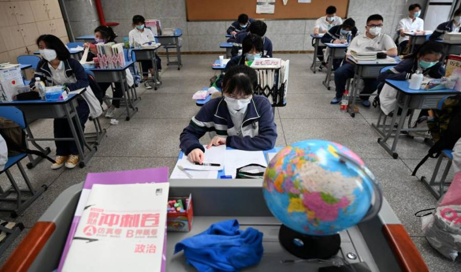 Wuhan, cuna del coronavirus, reiniciará clases presenciales sin cubrebocas
