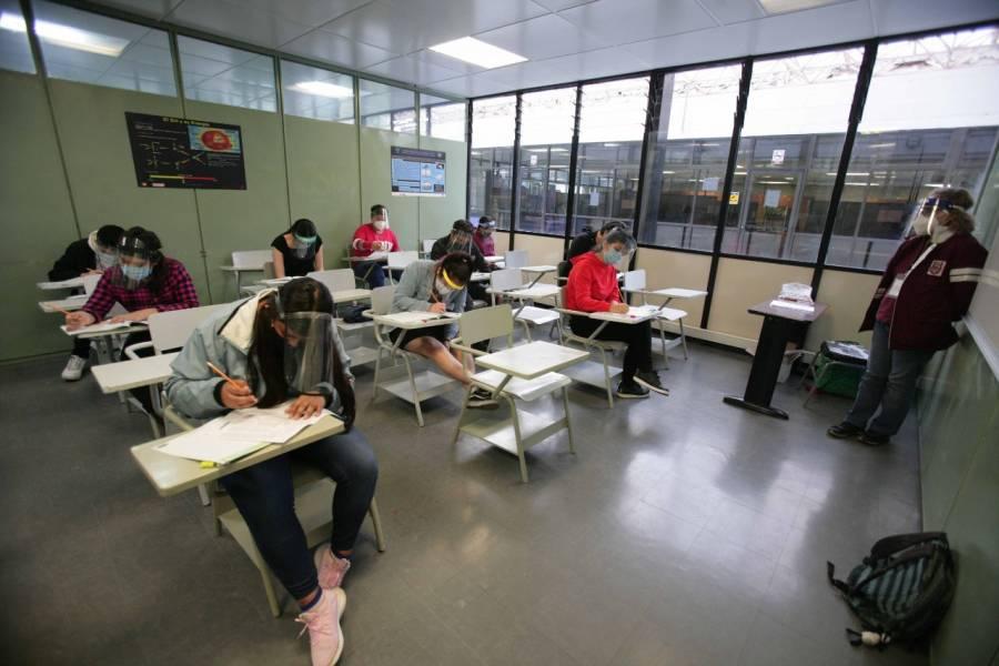 36 mil aspirantes a examen del IPN