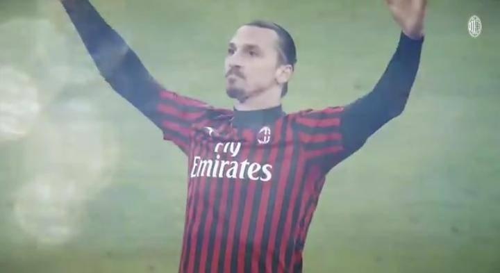 Zlatan Ibrahimovic estará un año más en el Milán