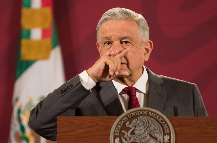 AMLO, dispuesto a solicitar juicio a ex presidentes si no se juntan firmas necesarias