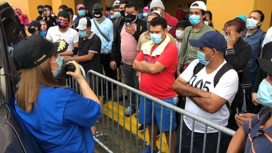 Más de 58 mil nicaraguenses, repatriados