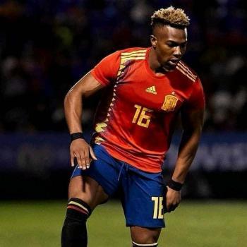Adama Traoré con covid-19; no irá a la selección española