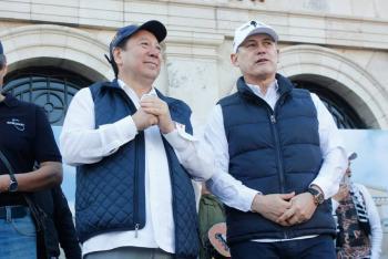 En CDMX detienen a Gerardo Sosa, presidente del patronato de la UAEH