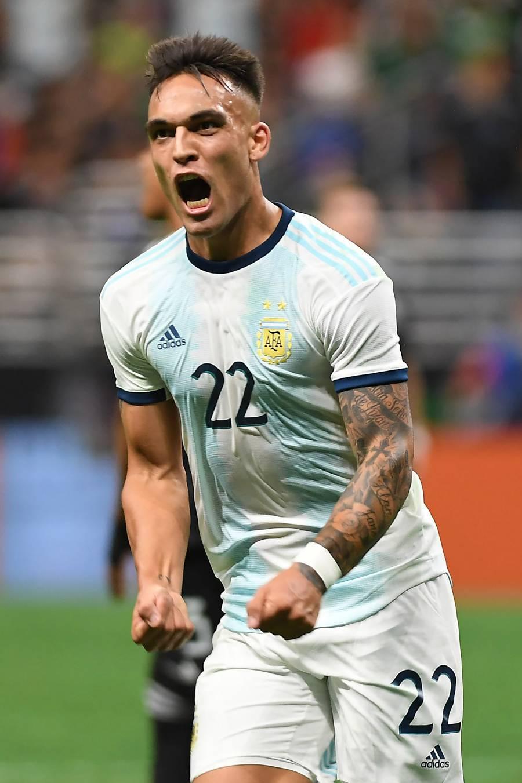 Inter de Milán desinteresado en Lautaro Martínez