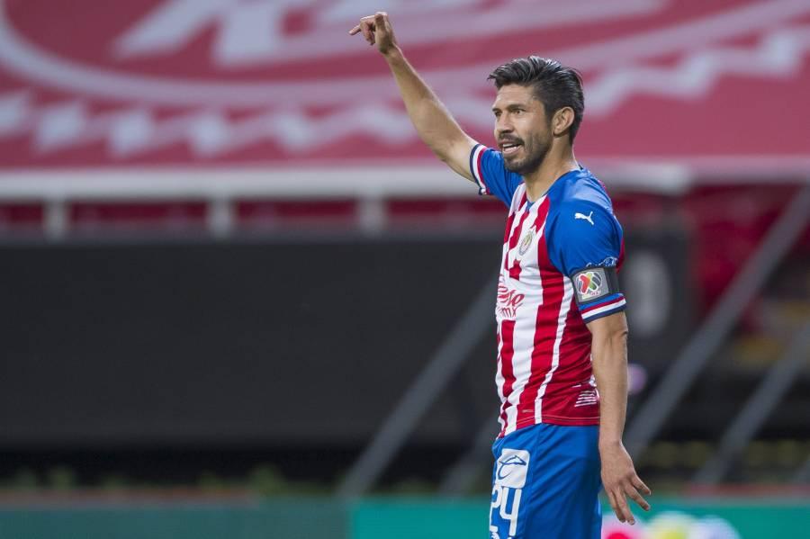 """Oribe Peralta dice que """"ya no se forman jugadores desde lo moral"""""""
