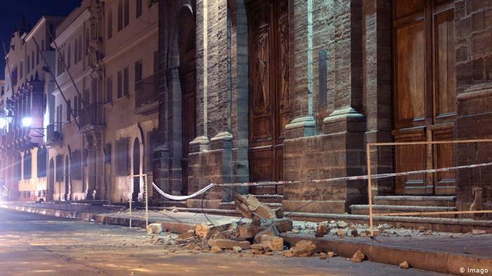 Sismo de magnitud 6.8 sacude zona norte de Chile