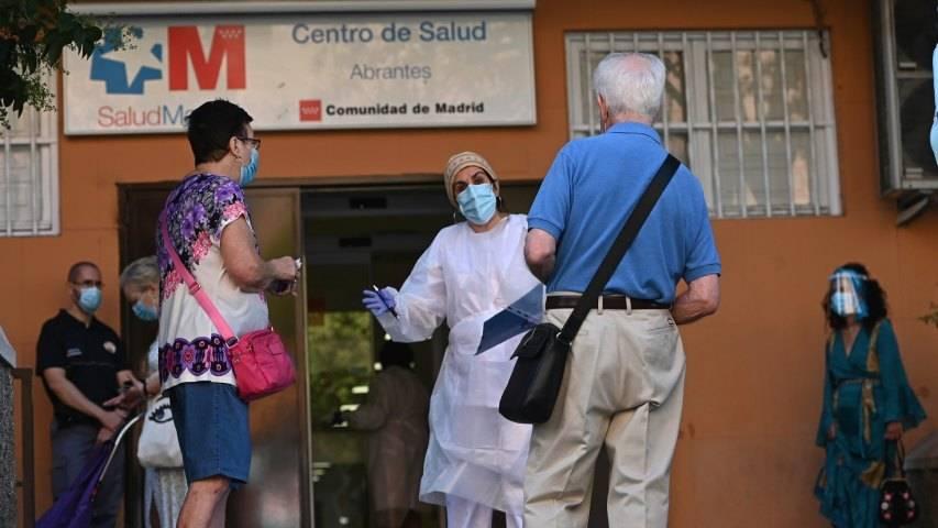 España supera los 470 mil contagios de Covid-19