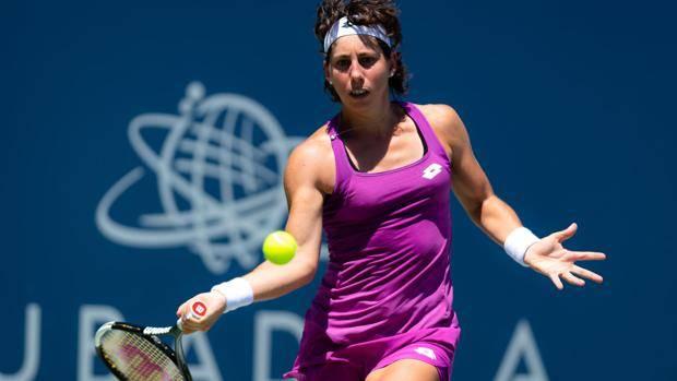 La tenista Carla Suárez anuncia que sufre de cáncer