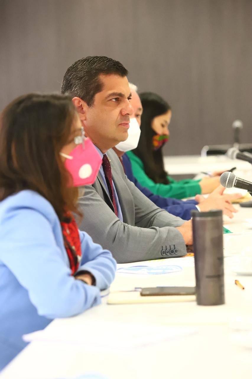 Ricardo Peralta concluye funciones como subsecretario de Gobernación