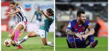 El impacto del Covid en el fútbol femenil; análisis del caso Messi