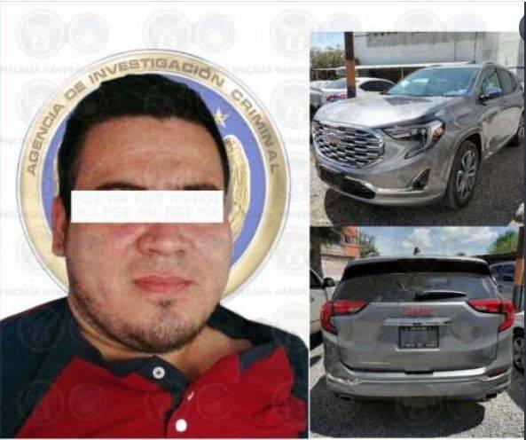 """Capturan en Celaya a """"El Chinola"""", líder de sicarios del Cártel de Santa Rosa de Lima"""