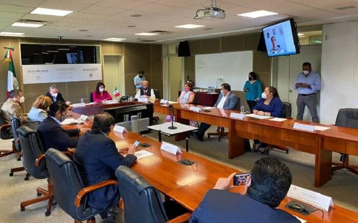 Se reúnen representantes municipales del país para atender temas de protección civil