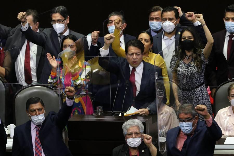 Aprueban en la Cámara de Diputados eliminación de Fuero Presidencial