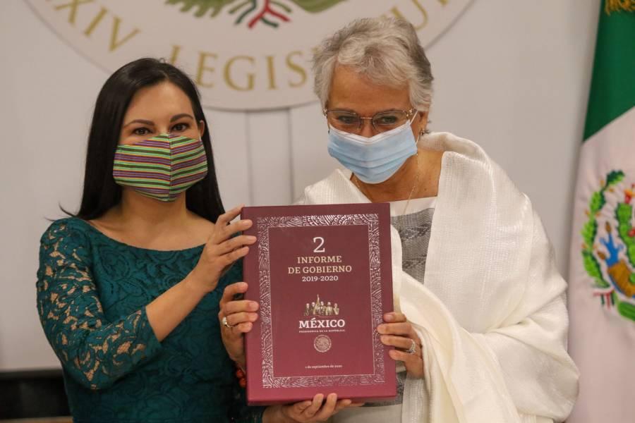 Resalta pandemia en inicio de período de sesiones