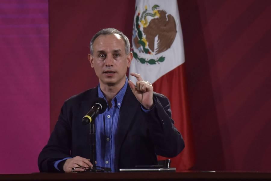 México supera los 600 mil contagios por Covid-19