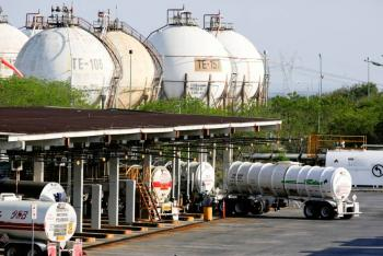 Producción de crudo cae a mínimo histórico en julio