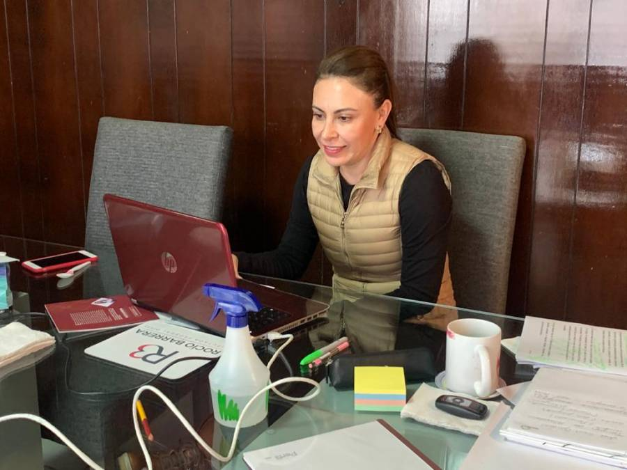 Rocío Barrera rendirá Segundo Informe