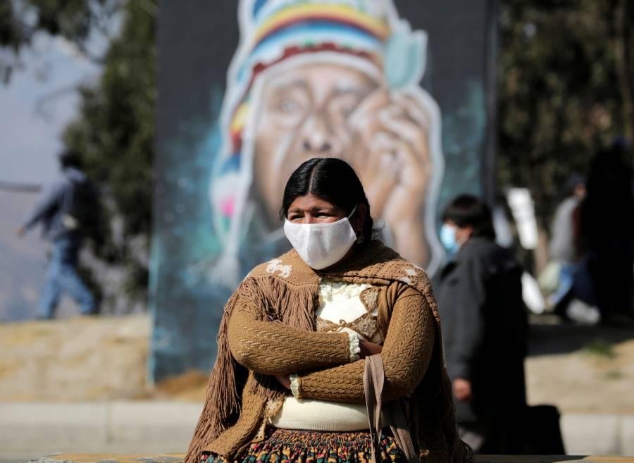 Bolivia bate récord diario de muertes por Covid-19
