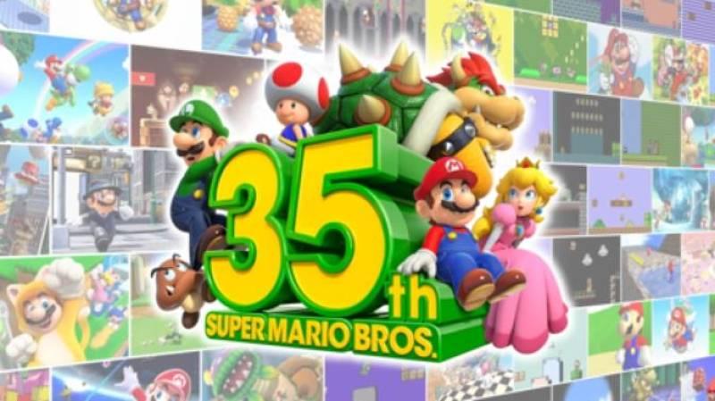 """Nintendo anuncia """"Super Mario 3D All-Stars"""" para Switch con Mario 64, Sunshine y Galaxy"""
