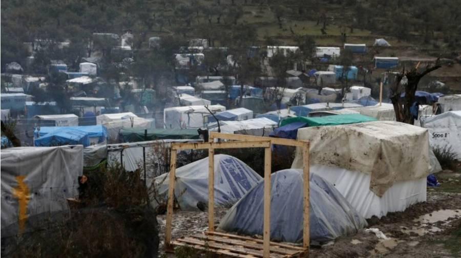 Detectan primer caso de Covid en principal asilo de migrantes de Grecia