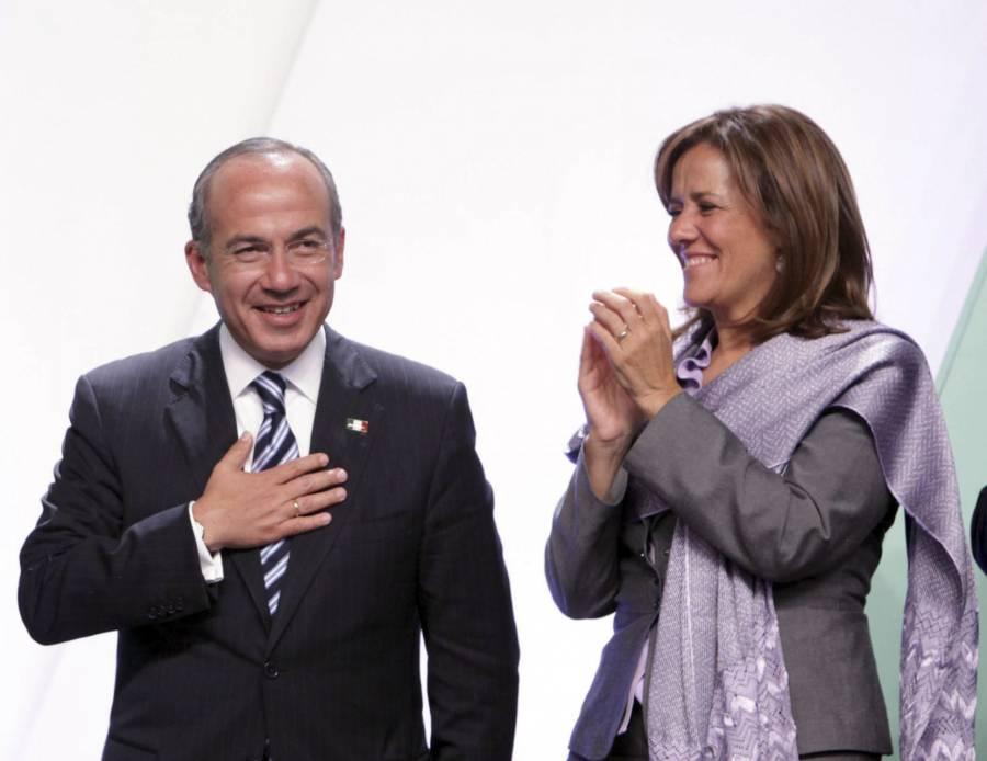 México Libre, de Calderón y Margarita Zavala, a un paso de obtener registro del INE