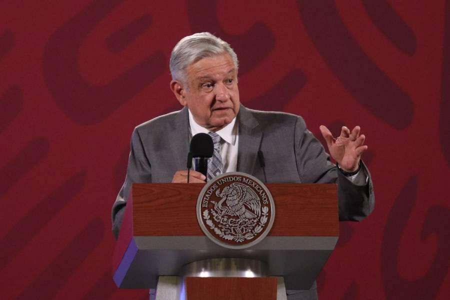 Celebra AMLO quitar fuero presidencial en Cámara de Diputados