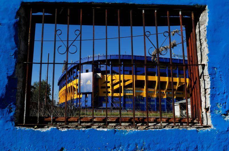 Boca Juniors reporta 18 jugadores con Covid-19