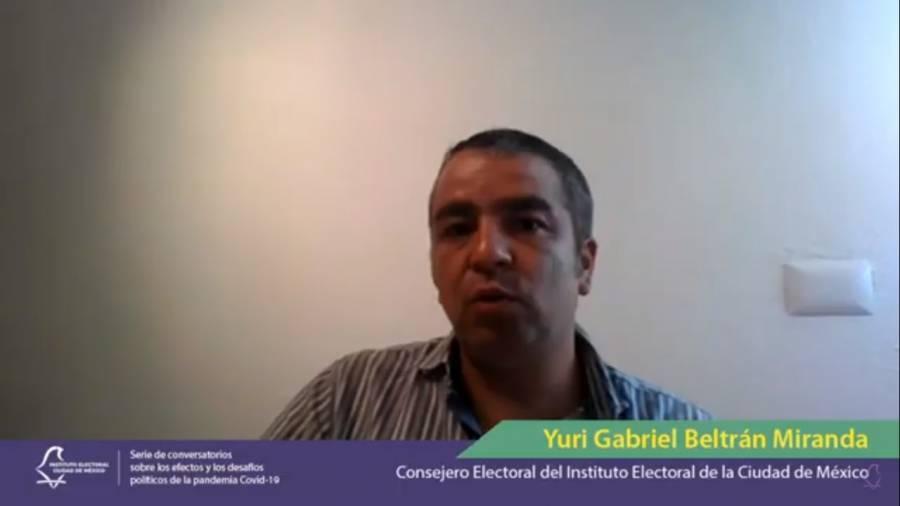 Necesario, optimizar fiscalización a partidos en el marco de la pandemia: IECM