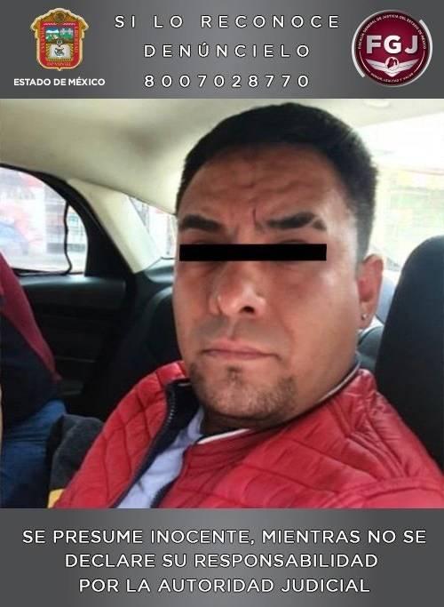 Capturan a tercer implicado en homicidio de Luis Miranda Cardoso