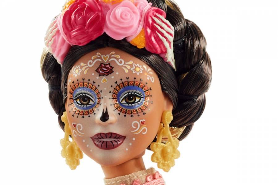 Barbie Catrina regresa para celebrar el Día de Muertos