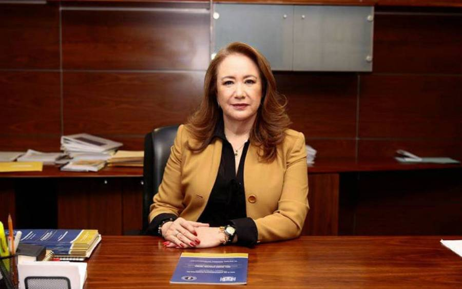 """Yasmín Esquivel: """"La igualdad política se garantiza con designación 50/50 en candidaturas de elección"""