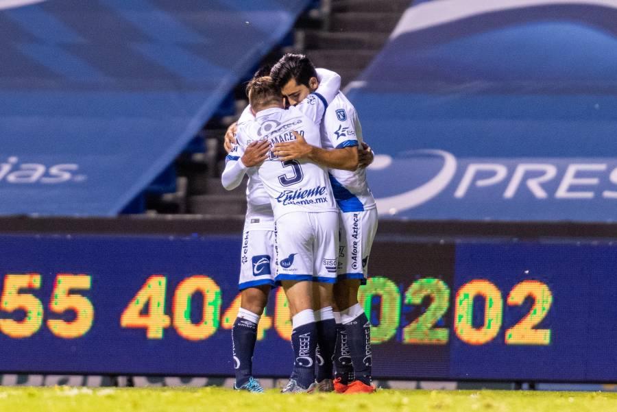4 jugadores de Puebla con Covid-19