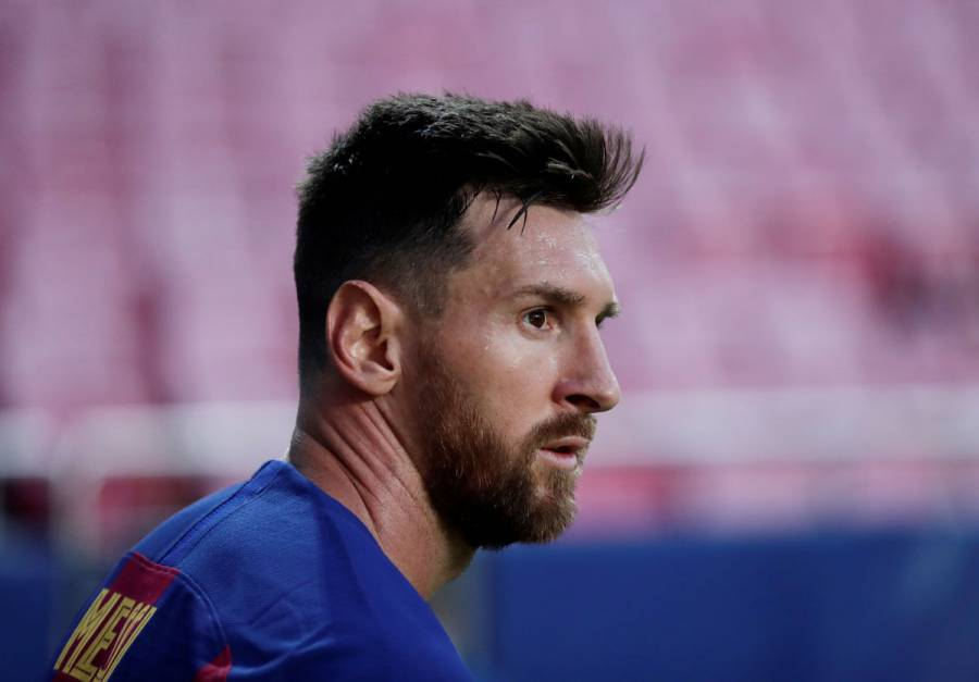 Messi pone fin a especulaciones y dice que seguirá en el Barcelona