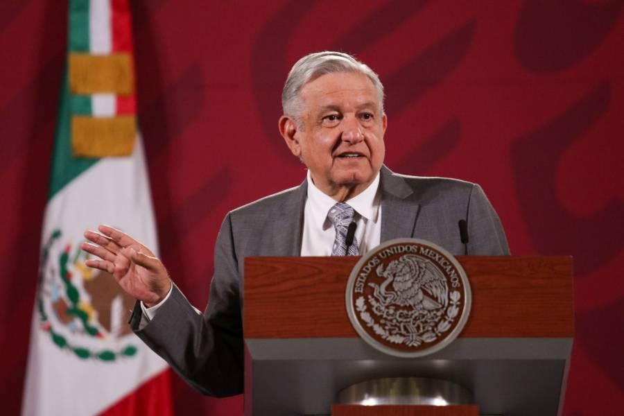 AMLO celebró fin a fuero presidencial