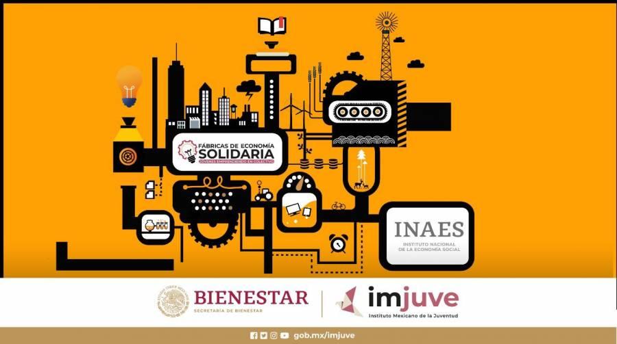 Anuncian fabricas de economia solidaria para Oaxaca y Veracruz