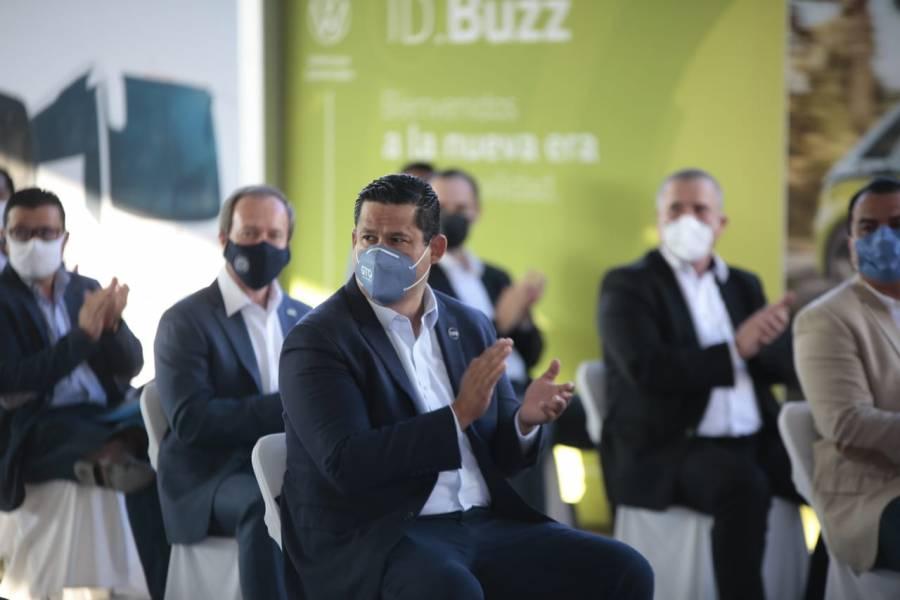 Guanajuato a la vanguardia con la aplicación de energías renovables y limpias en sistemas de movilidad