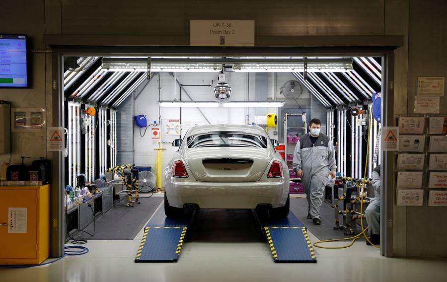 Producción y exportación de autos cae 13% en agosto: Inegi
