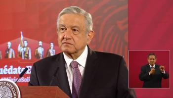 Estado de Derecho, clave de México para  las inversiones: AMLO