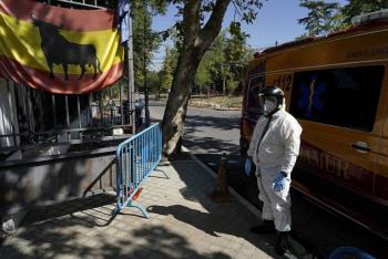 España presenta 29 mil 500 casos en rebrotes de Covid-19